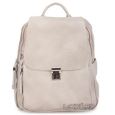 a1ced1a729f5 Серый рюкзак купить в интернет-магазине LeKiKO в Москве