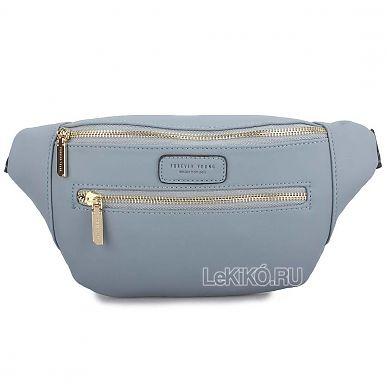 3b7d7f09df8e Женская сумка на пояс «Адель» S1037 Blue1599 р.