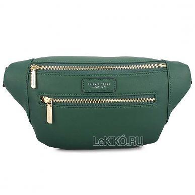 bdcbb01048e0 Женская сумка на пояс «Адель» S1037 Green1599 р.