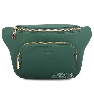 b46e05e5436f Женская сумка на пояс «Петра» S1038 Green1499 р.