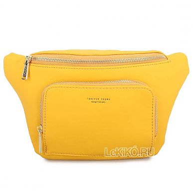 7f73fb7ce5c2 Женская сумка на пояс «Петра» S1038 Yellow1499 р.