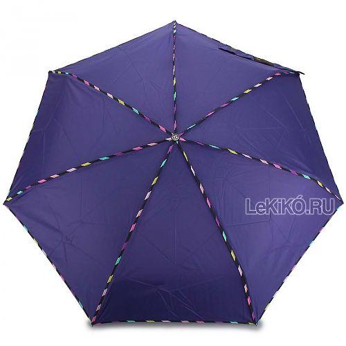 Женский зонт автомат «Mini» 426 Blue - LeKiKO