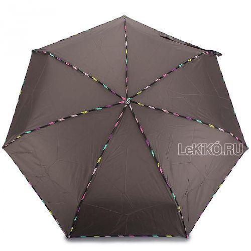 Женский зонт автомат «Mini» 426 Grey - LeKiKO