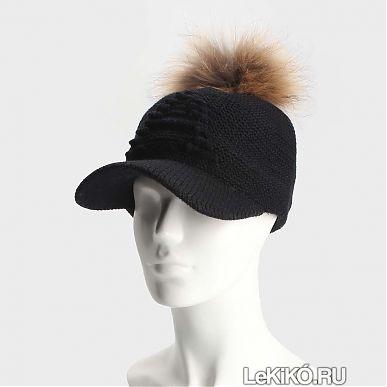 76b55ba07be4 Вязаные шапки – каталог интернет-магазина LeKiKO.ru