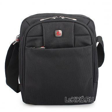 6d6a7b1b0657 Мужская сумка-планшет «Focus» M1213 Black1799 р.