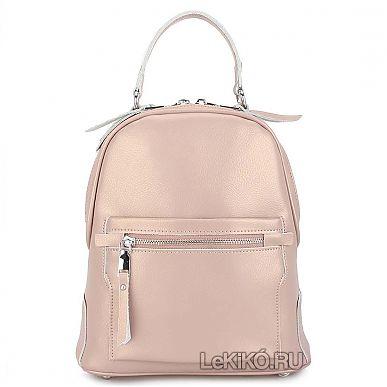 f3f36a31f916 Женская сумка-рюкзак из натуральной кожи «Авриль» 1084 Khaki3999 р.