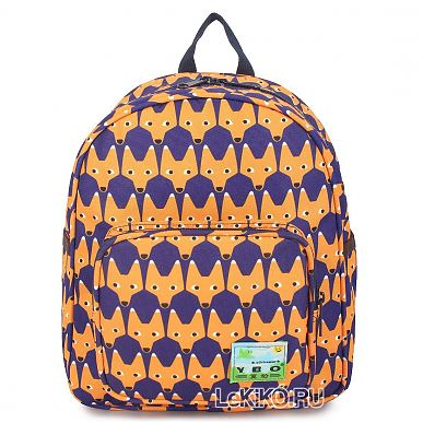 428bbcdddbbf Текстильные женские рюкзаки – каталог интернет-магазина LeKiKO.ru